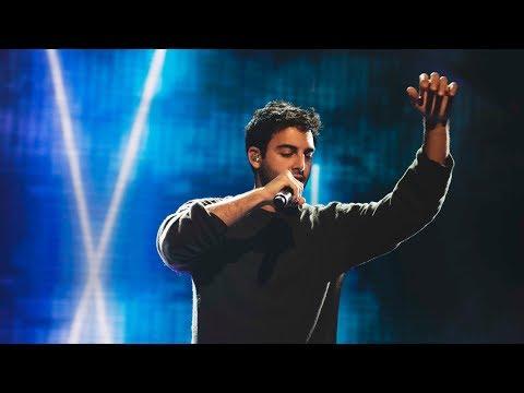 Darin - Tvillingen i Idol 2017 - Idol Sverige (TV4)