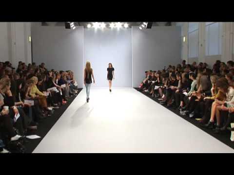 On|Off London Fashion Week. Day Two: Krystof Strozyna