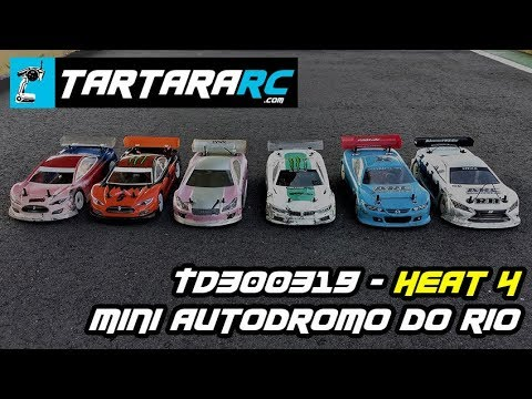 Vídeo: heat 4 - TD300319 mini autódromo do Rio