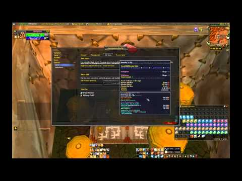 Crafting A Stock On Gems In WoW