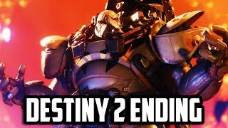 Destiny 2 ending + ghaul boss! destiny 2 gameplay walkthrough part 23 (ps4 pro 60fps)