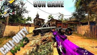 COD MW3 MULTIPLAYER GUN GAME PC DZ GAMEPLAY TEKNO