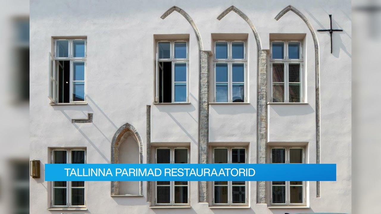 17.06.2021 - TALLINNA PARIMAD RESTAURAATORID