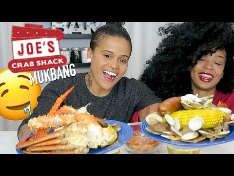 JOE'S CRAB SHACK SEAFOOD BOIL MUKBANG + Au'Jays Breakup | Chris And Clarence Beef