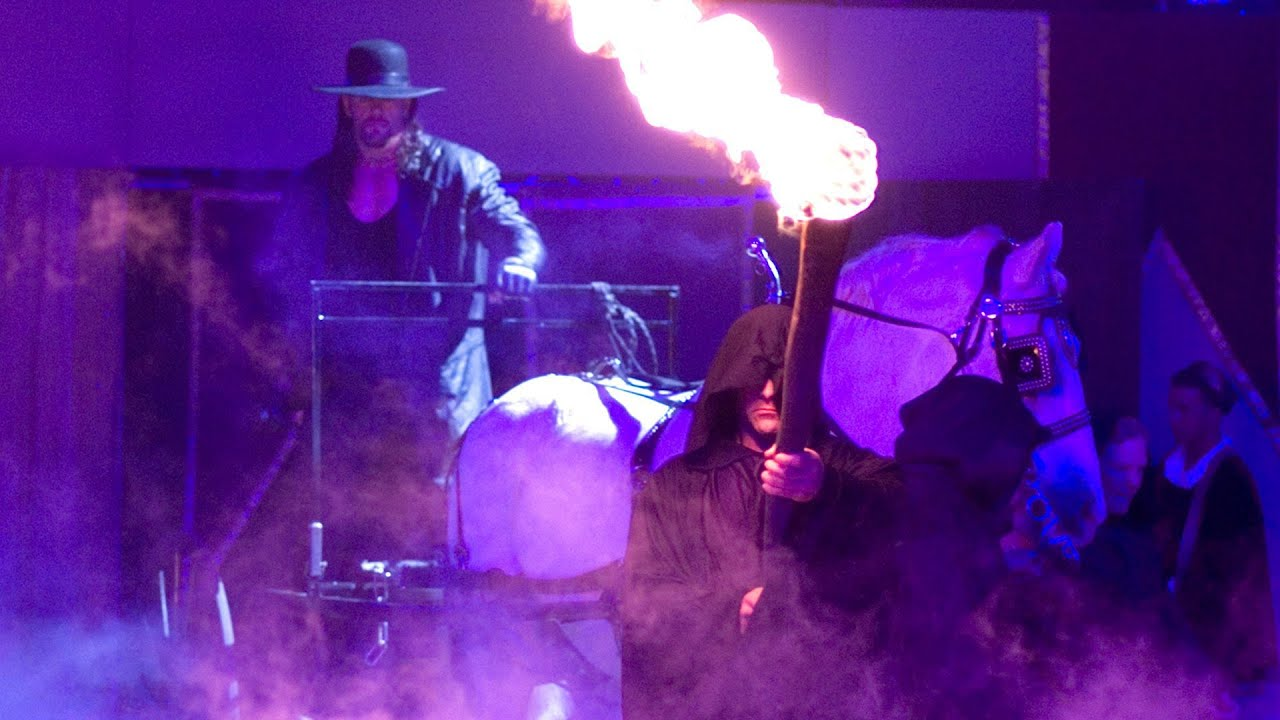 The Undertaker's most supernatural moments