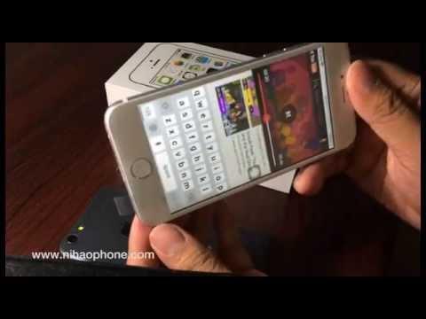 รีวิวมือถือไต้หวัน iPhone 6 By Nihaophone.com