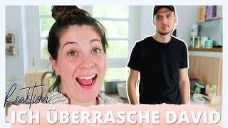 ÜBERRASCHUNG FÜR DAVID | Herbst Shopping und meine Gelüste | Weekly Vlog #20
