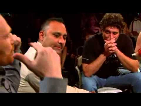 the green room with paul provenza-bill burr, colin quinn, russell peters