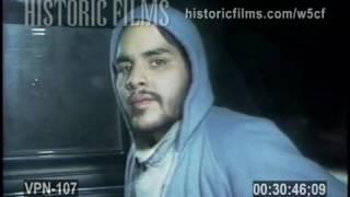COP SHOOTING PERP, 90 PRECINCT, BROOKLYN, WILLIAMSBURG - 1988