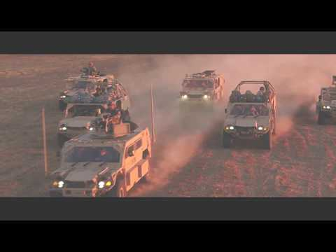 GDOTS - Flyer 60 & Flyer 72 Family Of Lightweight Tactical Vehicles [1080p]