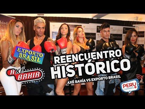 Axé Bahía y Exporto Brasil: vuelven los reyes del axé || Urban Latin Fest || Perú Channel TV