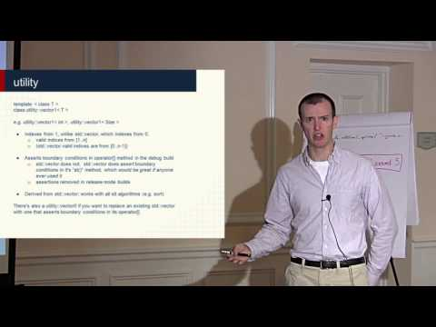 Rosetta Library Overview 1. Rosetta BootCamp 2014. Video 5. Lecture 4