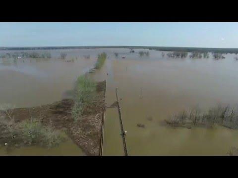 Flooding Puts Desoto Parish Roads Under Water