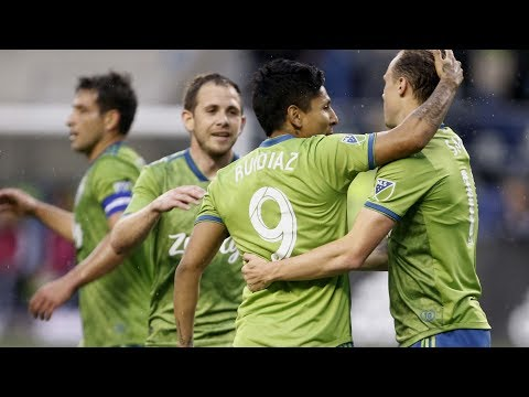 Seattle Sounders - Sounders Improve to 7-1-4 with Win Over Orlando