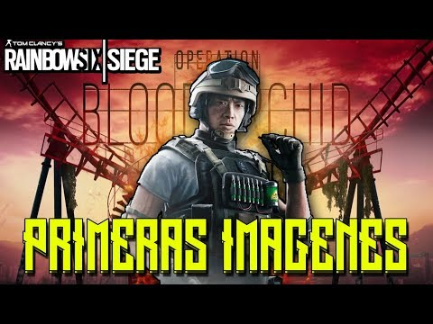 FILTRACIÓN AGENTE HONG KONG! - BLOOD ORCHIDE - RAINBOW SIX SIEGE Gameplay Español