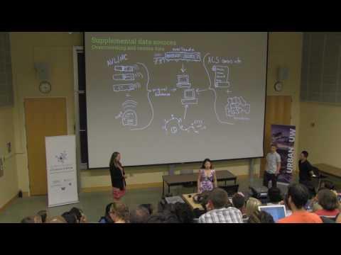 2016 Data Science For Social Good final presentation: ORCA