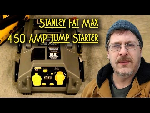 stanley-fat-max-450-amp-jump-starter-&-compressor-review
