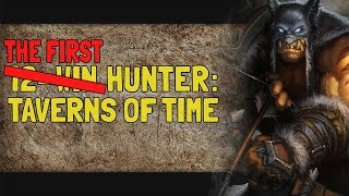 Hearthstone Arena - NEW EVENT!! - Taverns of Time - First Run: Hunter!