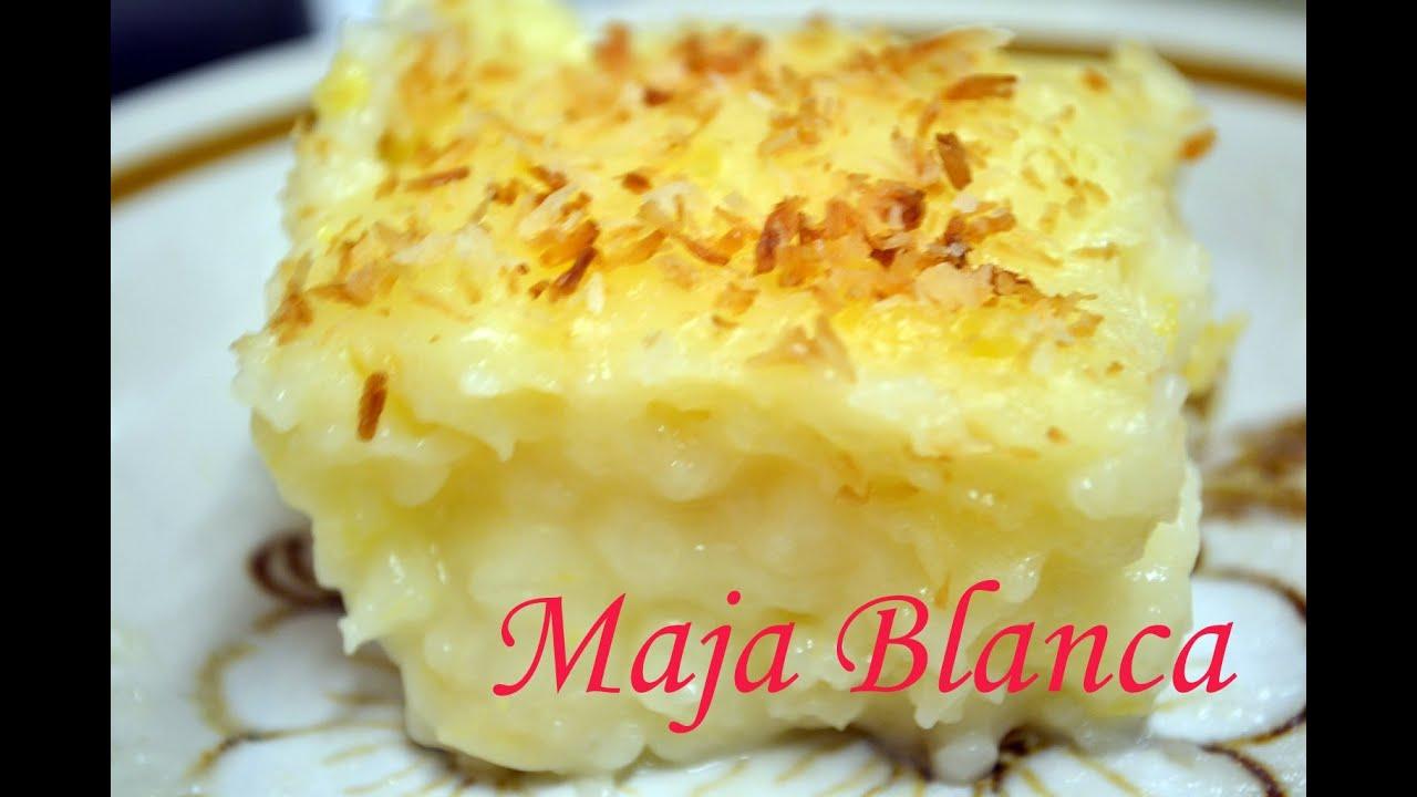 Maja blanca recipes - myTaste