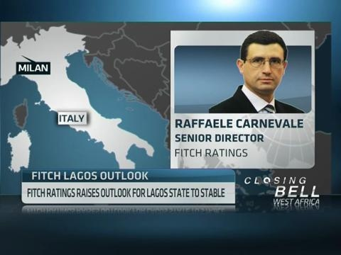 Fitch Revises Outlook on Nigeria's State of Lagos