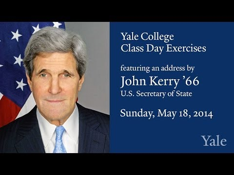 Yale College Class Day Exercises