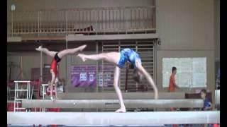 Инга Галеева(тренировка)