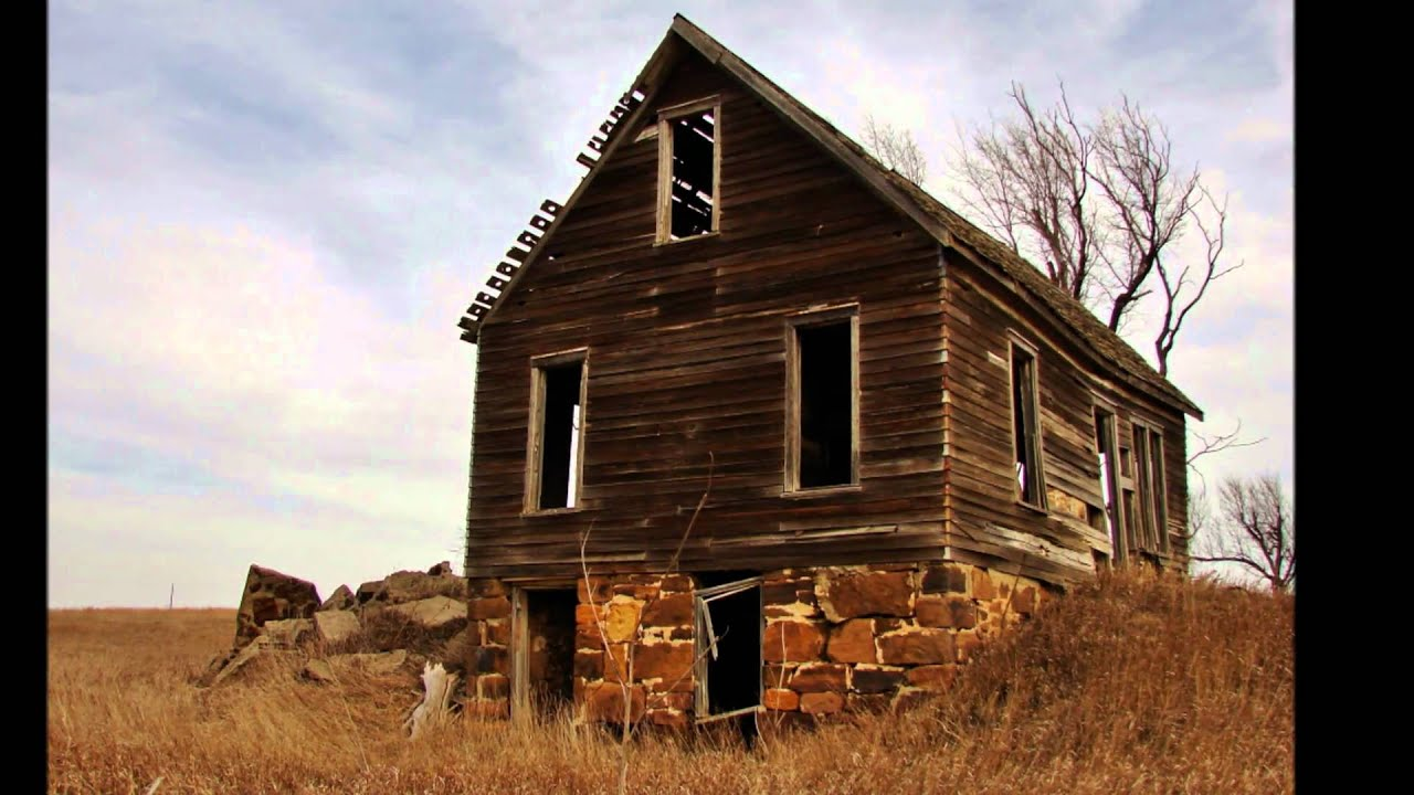 Old Abandoned Farmhouses In Kansas
