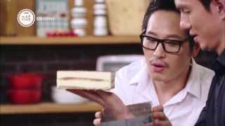 노 오븐 디저트 - ep.1 : 밥통 티라미수