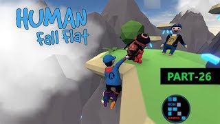 Hindi Human Fall Flat  Funniest Game Ever PART 26