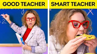 WOW! Sneak Food ideas, School Hacks, Beauty Tips for students