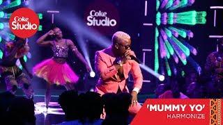 harmonize-mummy-yo---coke-studio-africa-cover