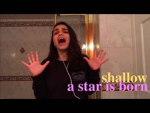 shallow - a star is born    rachel zegler