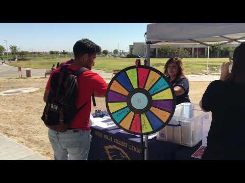 West Hills College Lemoore Transfer Fair 2017
