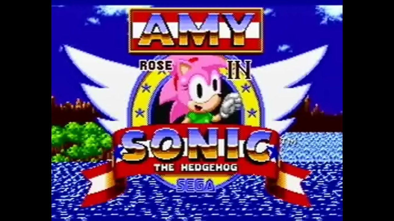 Sonic The Hedgehog (Film) - Amy Rose Voice - YouTube