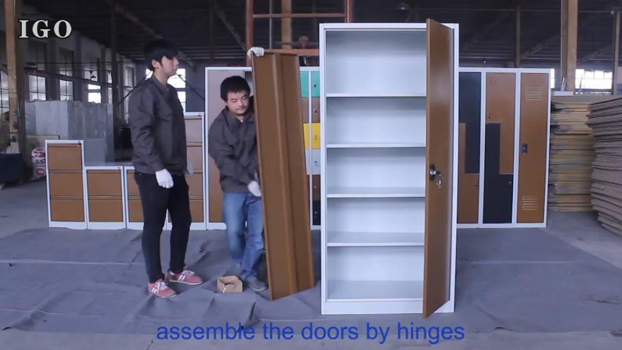 Prima 3 Drawer Lockable Filing Cabinet Pedestal Filer With Shelves