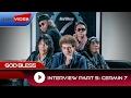Capture de la vidéo Interview Part 5 God Bless : Cermin 7