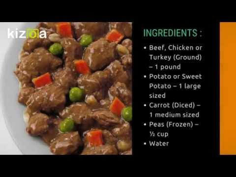 5 Awesome Homemade Dog Food Recipes