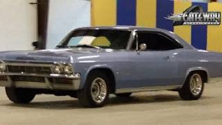1965 Chevy Impala SS 454 for sale at Gateway Classic Cars in our Louisville showroom