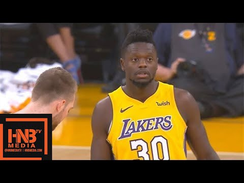 Los Angeles Lakers vs Indiana Pacers 1st Qtr Highlights / Jan 19 / 2017-18 NBA Season
