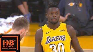 Los Angeles Lakers vs Indiana Pacers 1st Qtr Highlights / Jan 19 / 2017-18 NBA Season