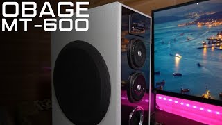 Obage MT600 Review & Unboxing | A Mini Tower Speaker you Need