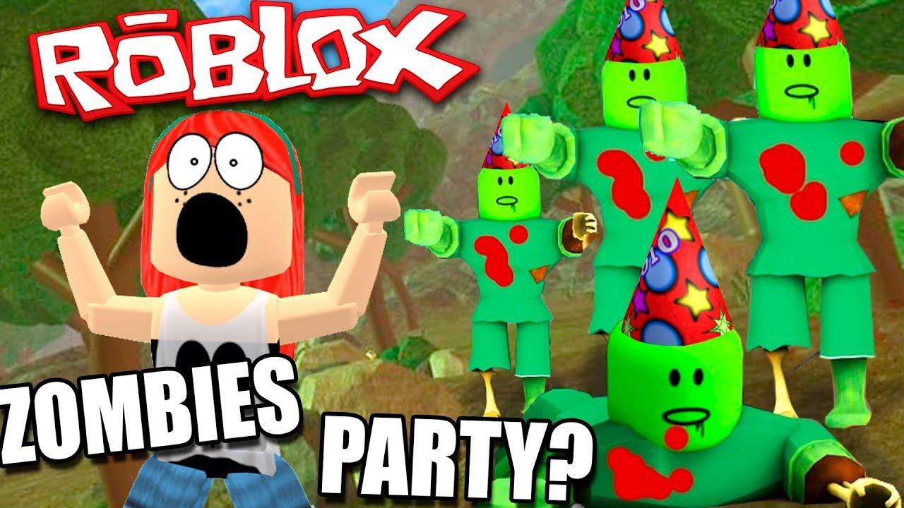 zombies con gorrito de cumple whatt roblox en espaol apocalypsis rising