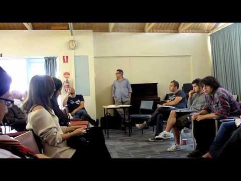 Melbourne Dusunce Grubu (MART 2012) Toplantisi