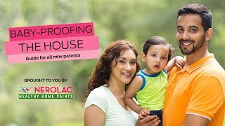 Baby-proofing the house: Guide for all new parents thumbnail