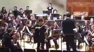 Tchaikovsky Violin Concerto - Danny Chen, BWO - Part 4