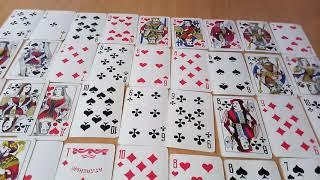 ♥♣♠♦ГДЕ,  С КЕМ,  ЧЕМ ЗАНЯТ КОРОЛЬ?  гадание  онлайн  на  игральных  картах,  цыганский  расклад