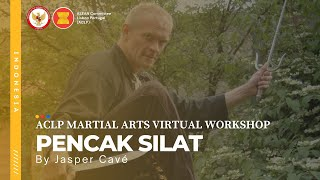 ACLP Martial Arts Virtual Workshop  Pencak Silat