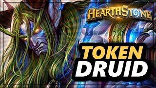Token Druid Meta Deck - Win Streak!   Hearthstone Gameplay