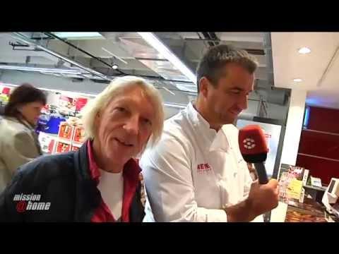 Mission@Home: Rainer König kocht Boeuf Stroganoff