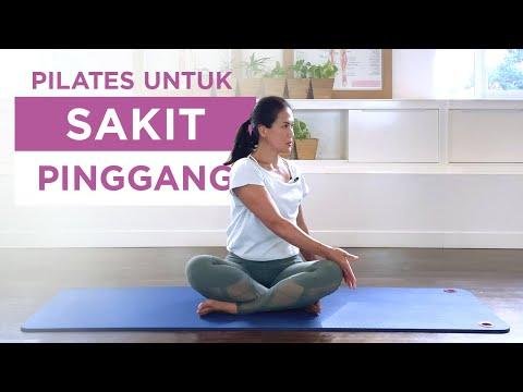 Yoga 1 Jam: Latihan untuk Perut RAMPING dan KENCANG (Part B).